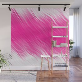 Stripes Wave Pattern 10 dpi Wall Mural