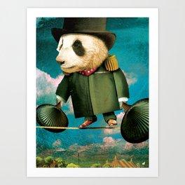 Circus-Circus :: Highwire Art Print