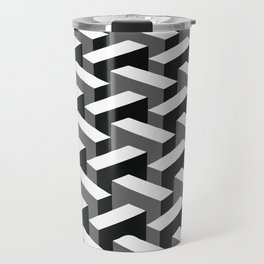 Escher pattern I Travel Mug