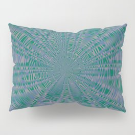 """RIVERSIDE and LUSH MEADOW """"VIBES"""" Pillow Sham"""