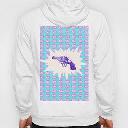 Purple Gun Hoody