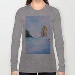 Dreaming Of Nicaragua Long Sleeve T-shirt