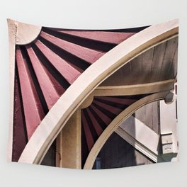 Flower Arch Wall Tapestry