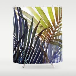 Arecaceae - household jungle #3 Shower Curtain
