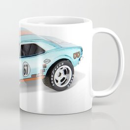 Hot Wheels Gulf Racing 427 SS Pony Car 67 Redline Coffee Mug