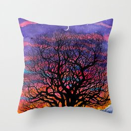 Seasons of Change Throw Pillow