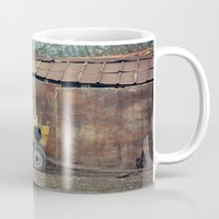 country Mugs featuring Country  by Nevena Kozekova