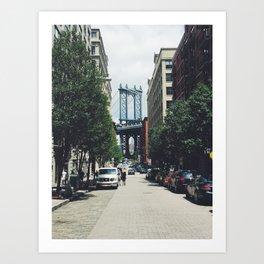 Brooklyn Art Print