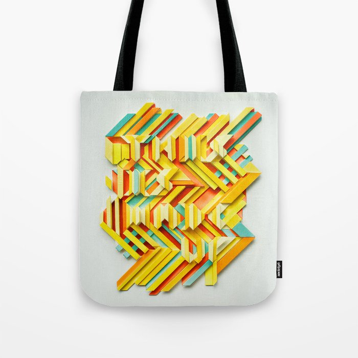This Is Made Up #3 Tote Bag