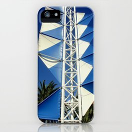 Wind Sails iPhone Case