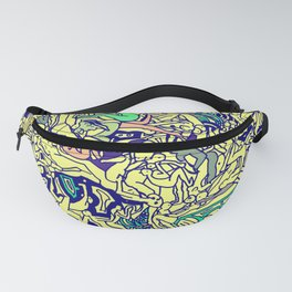 Kamasutra LOVE - Piss Yellow Fanny Pack