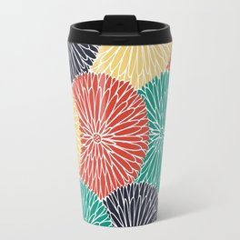 Flower Infusion 2 Travel Mug