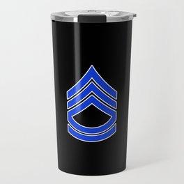 Sergeant First Class (Police) Travel Mug