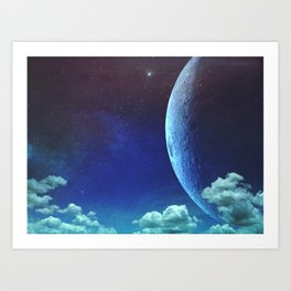 Just Because  Art Print
