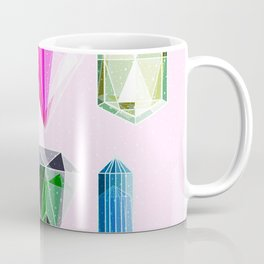 Crystal and Gemstones Vol 2 Coffee Mug