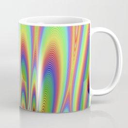 Fractal Rainbows Coffee Mug