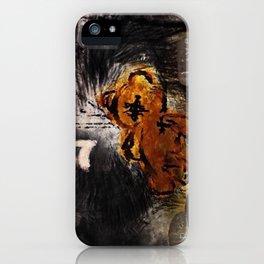 The fallen ones iPhone Case