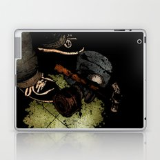 The Weapons Of War Laptop & iPad Skin