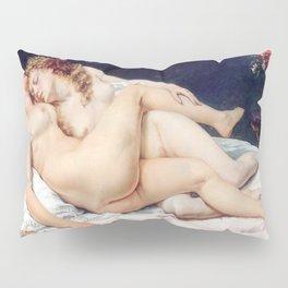 NUDE ART : The Lovers Pillow Sham