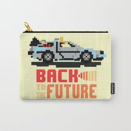 Back to the future: Delorean Carry-All Pouch