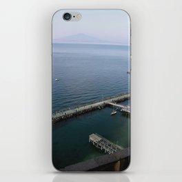 Mediterranean Sea iPhone Skin