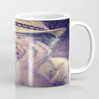 dorothy Mugs featuring Dorothy by Marnie