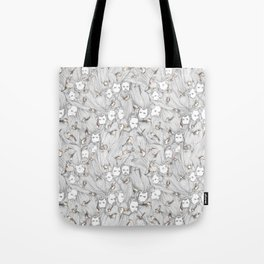 The Birds & The Beards Tote Bag