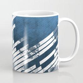 DENIM-WRAPPED NIGHTMARE Coffee Mug