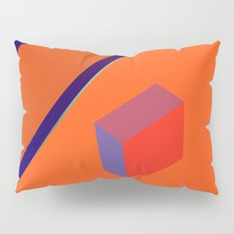 Evening in Suburbia Pillow Sham