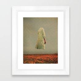 Come Framed Art Print