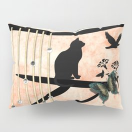 In to the Light Pillow Sham