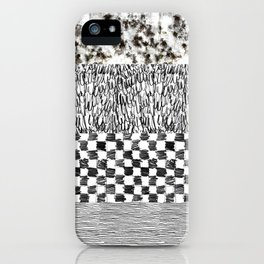 Texture Fever iPhone Case