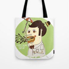 Everything Tastes Unfun Tote Bag