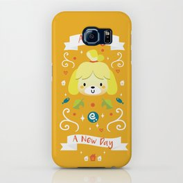 Animal Crossing: Isabelle iPhone Case