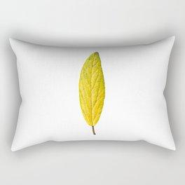 Autumn yellow leave 01 Rectangular Pillow