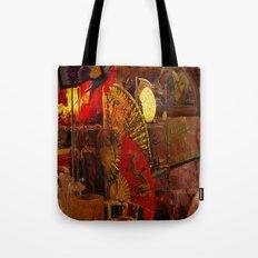 Asian Art Tote Bag
