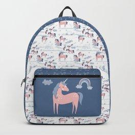 Unicorn hills Backpack