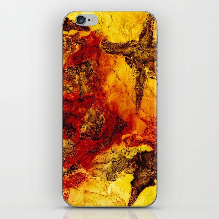 Through the Gap iPhone Skin