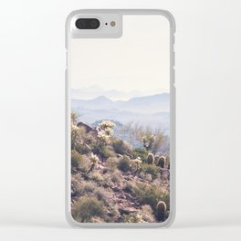 Superstition Wilderness of Arizona Clear iPhone Case