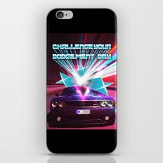 Challenge your Dodgement Day iPhone & iPod Skin