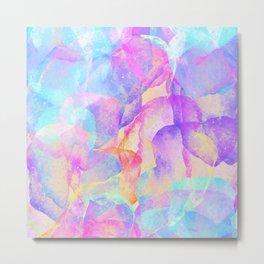Magic background pattern Metal Print