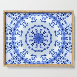 That Delft Effect Serving Tray