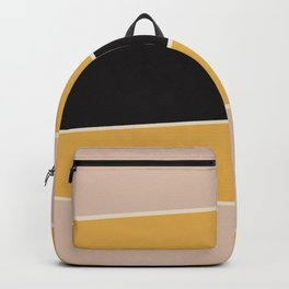 Honey Bee Color Block Backpack
