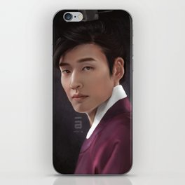 Wang Wook iPhone Skin