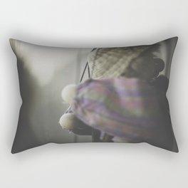 Clown Puppet Rectangular Pillow