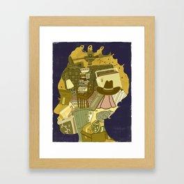 HOARDERS  Framed Art Print