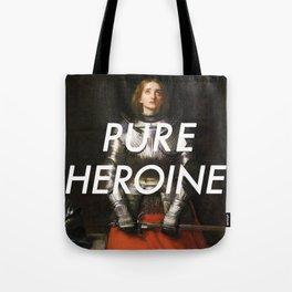 Heroine of Arc Tote Bag