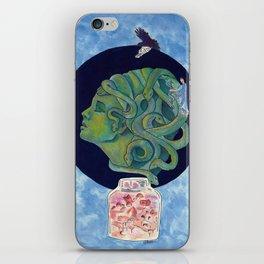 Asclepius' Path iPhone Skin