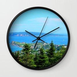 Bonaventure Island Wall Clock