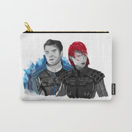 Renegade Shepard & Paragon Kaidan Carry-All Pouch